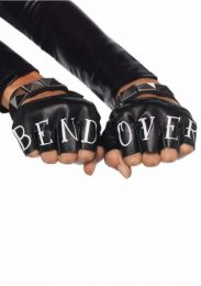 Leg Avenue - Bend Over Fingerless Gloves LG2631