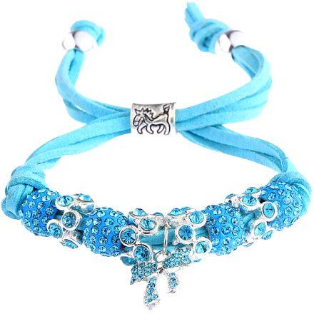 Butterfly Bracelet Teal