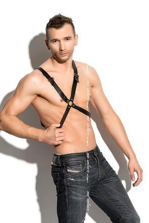Me Seduce Harness man 04 Black MS0433