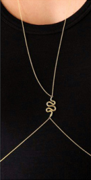 Body Chain Gold MYB013
