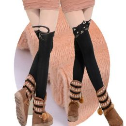 Cat Lining Leggings MY-W2381