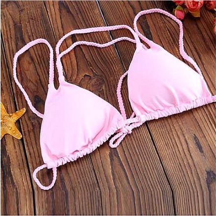 Sexy Bikini Brazil Pink YN-2005162-P
