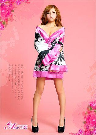 AnnaMu Kimono 2 Pcs Costume NA12030012