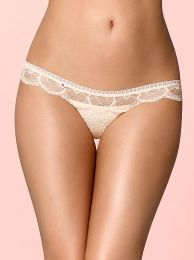 Obsessive 874-PAN-2 panties cream OB0306