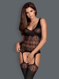 Obsessive Bodystocking G318 black OB2782