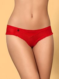 Obsessive 827-PAN-3 panties red OB6101