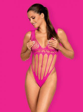 Obsessive B121 teddy S/M/L pink