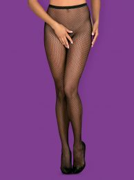 Obsessive Tights S233 S/M/L black OB6605