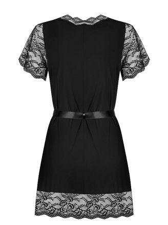 Obsessive Luvae peignoir black OB 6711
