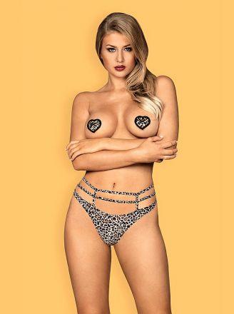 Obsessive Selvy nipple beige