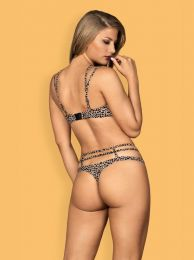 Obsessive Selvy thong beige