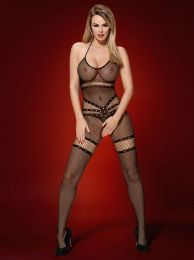 Obsessive Bodystocking N118 black OB8006