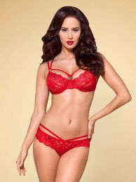 Obsessive 860-SET-3 2 pcs set red OB8884