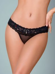 Obsessive 866-PAN-1 panties black OB9461