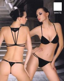 Club55 Push Up Bra Gel Cups PA0718 White