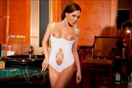 Bassaya - Elia Body White PL0233