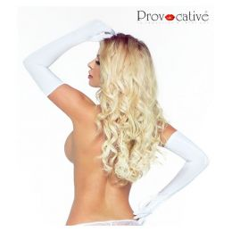 Provocative Gloves White PR0005