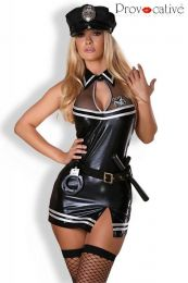 Provocative Officer Dress PR1278
