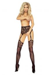 Provocative Garter Stocking PR1418