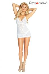 Provocative L'Eternelle Chemise White PR 4720