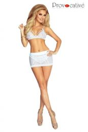 Provocative L'Eternelle Set White PR 4722