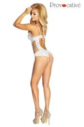 Provocative L' Eternelle Body Open White PR 4724