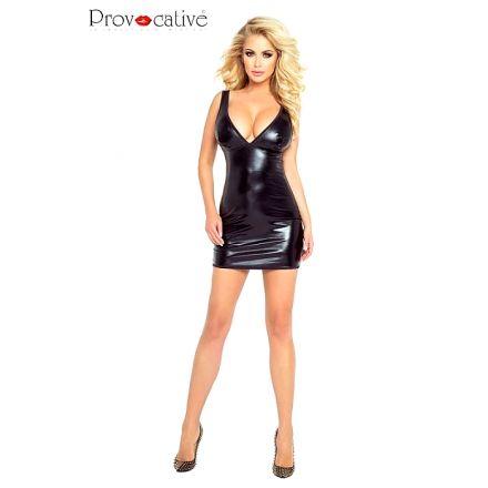 Provocative Sexy Dress Black PR4878