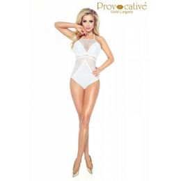 Provocative Comedie A Deux Body White PR 5018