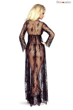 Provocative So Elegant Gown Black PR5080