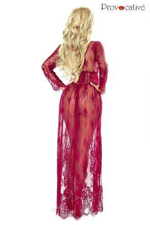 Provocative So Elegant Gown Bordeaux PR7046