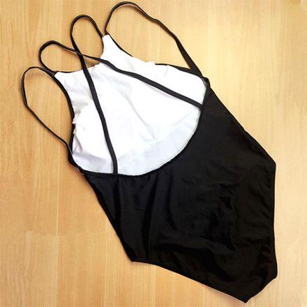 Monokini Black 104166