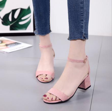 Summer Sandal Pink MY-SH1903170-Pink