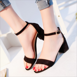 Summer Sandal Black MY-SH1903170-Black