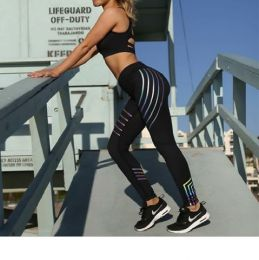 Sporty Leggings Black MY-YN1908251-BK
