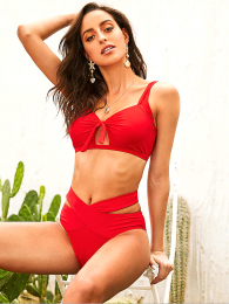 Sexy Bikini Red MY YN200213-R