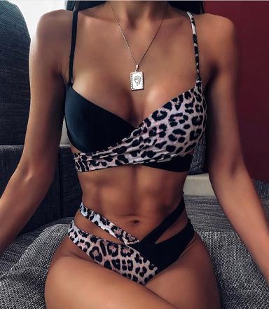 Sexy Leopard Bikini MY-YN200220
