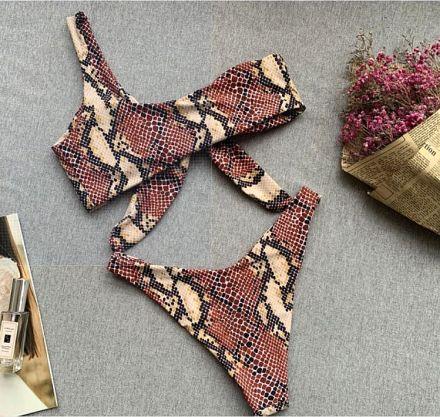 Bronze Snake Bikini YN2005158