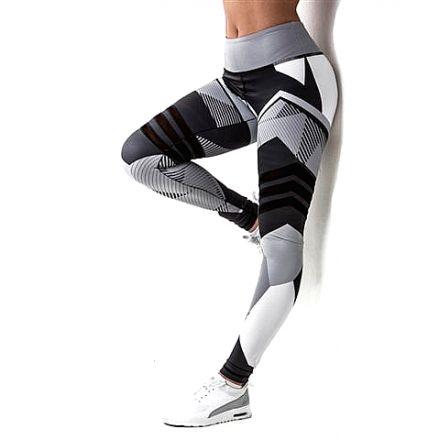 Sporty Grey Leggings MY-YN2008027