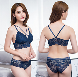 Sexy Lace Set DarkBlue MY-YN910228-DB