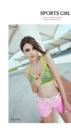 AnnaMu Seamless Underwear-Sports Bra Top NA16360011